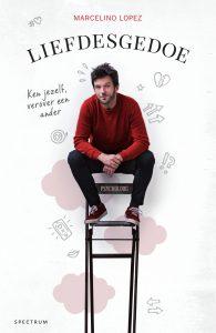 Cover boek Liefdesgedoe.
